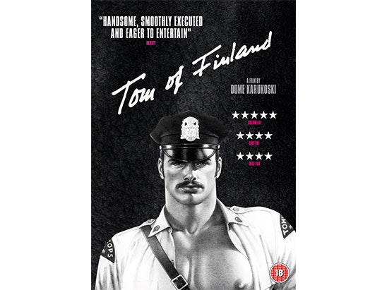 TOM OF FINLAND sweepstakes