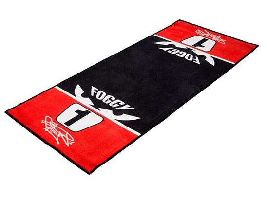 Foggy Garage Mat sweepstakes