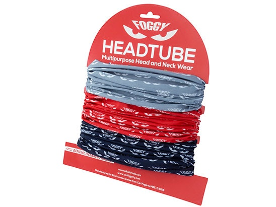 Foggy Headtubes - pack of 3 sweepstakes