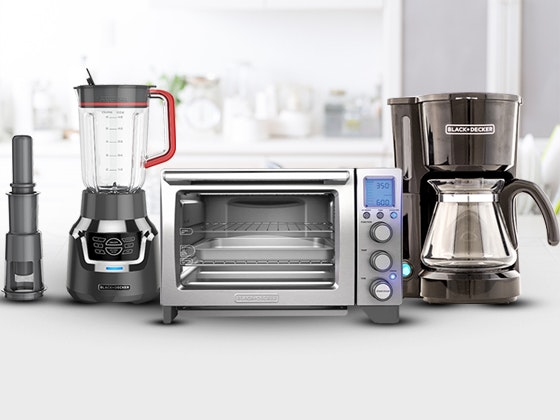 BLACK + DECKER Appliance Prize Package sweepstakes