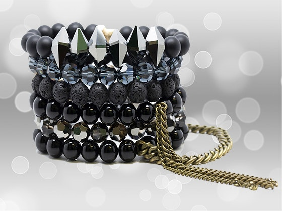 STACKED Signature Bracelet sweepstakes