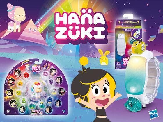 Hanazuki Armband gewinnen! Gewinnspiel