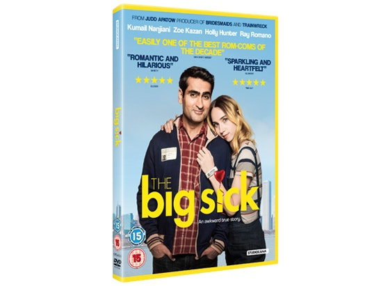 The Big Sick on DVD & a three-course meal at Zizzi  sweepstakes