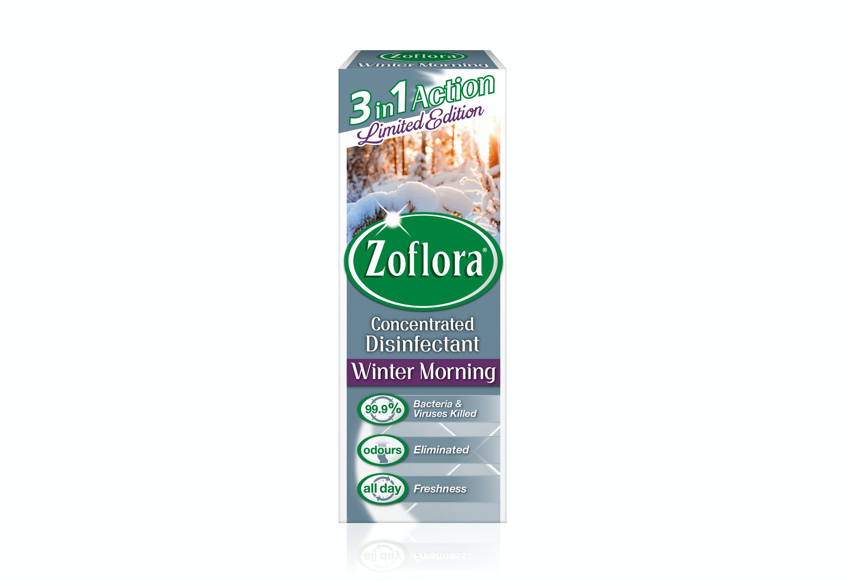 six-month supply of Zoflora sweepstakes