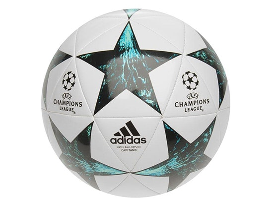 Sports Direct UEFA Champions League 2017 Football sweepstakes