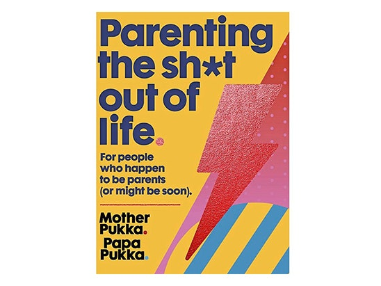 Parenting The Sh*t Out of Life Hardback sweepstakes