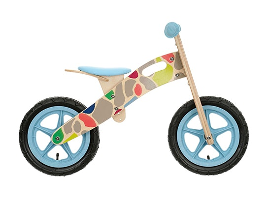 Halfords Apollo Wooden Giraffe Balance Bike sweepstakes