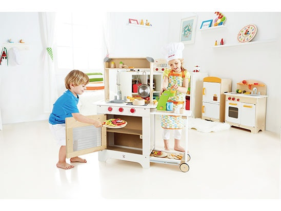 Delicious Memories Wood Play Kitchen sweepstakes
