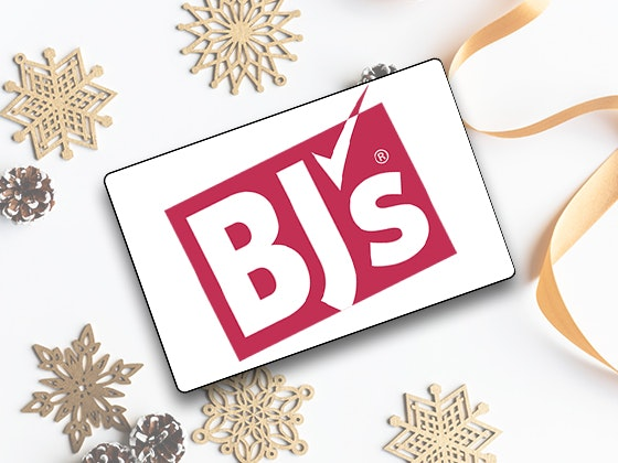 BJ's Gift Card + Ninja Blender sweepstakes