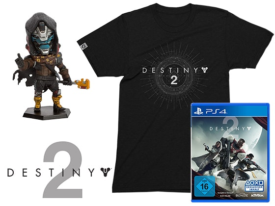 Gewinne Destiny 2-Fanpakete Gewinnspiel