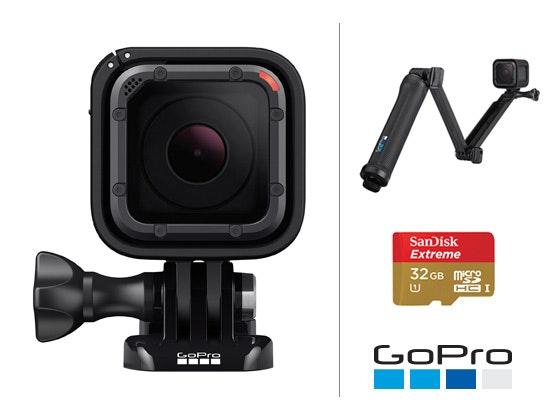 GoPro HERO5 Session gewinnen Gewinnspiel