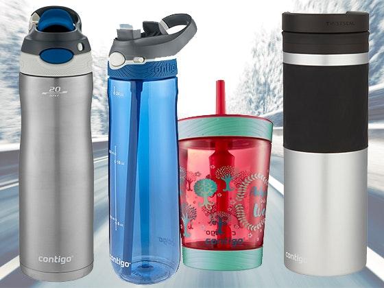 Contigo waterbottles giveaway