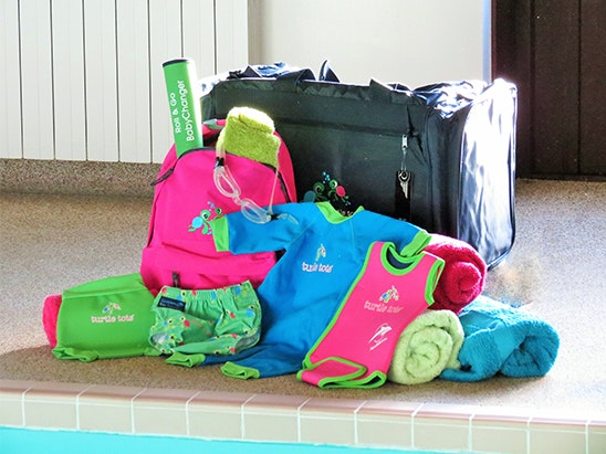 TURTLE TOTS BABY SWIM LESSONS AND GOODIES sweepstakes