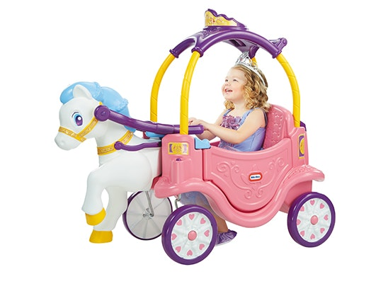 LITTLE TIKES PRINCESS HORSE AND CARRIAGE sweepstakes