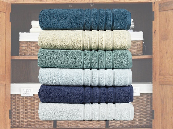 Ultimate Micro Cotton Bath Towel Collection sweepstakes
