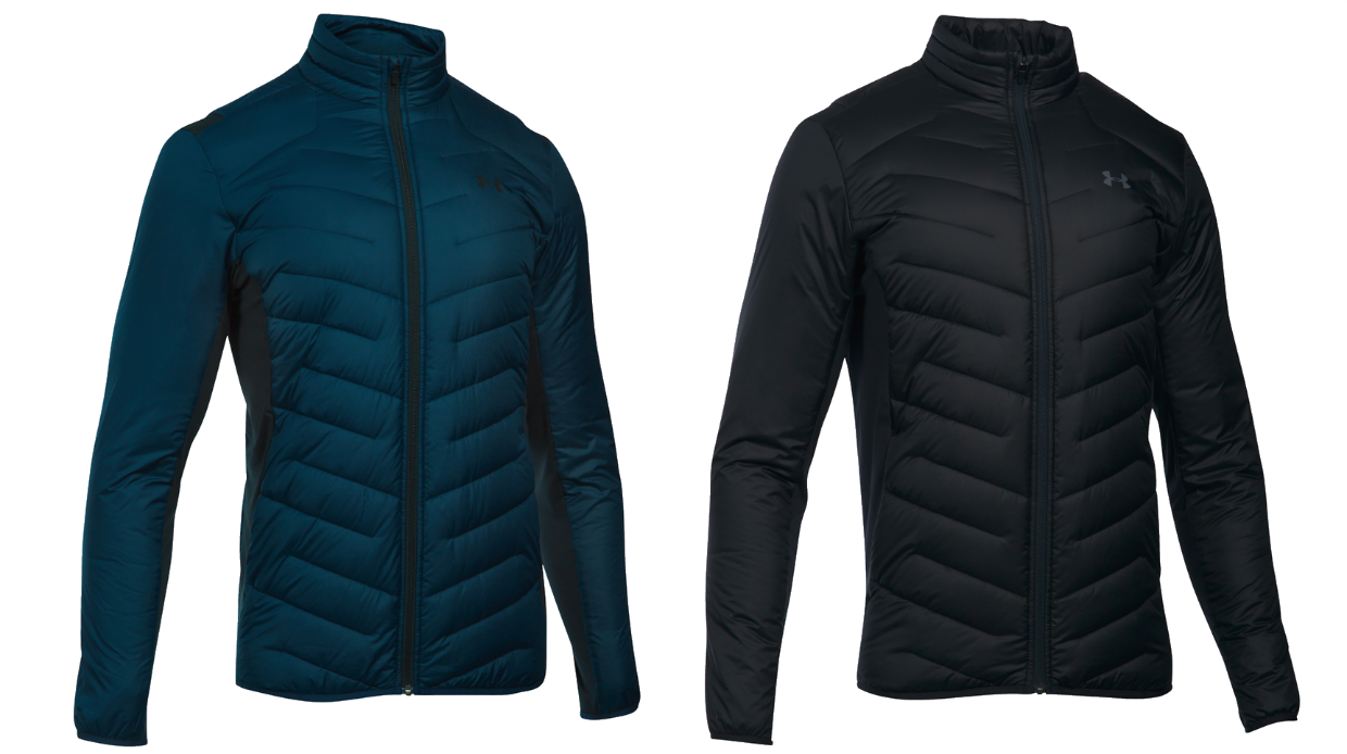 WIN An Under Armour ColdGear Infrared Reaction Jacket sweepstakes