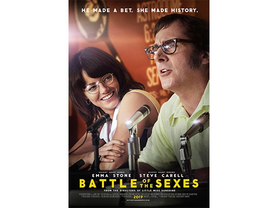 BATTLE OF THE SEXES sweepstakes