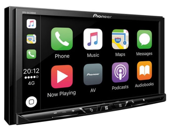 Pioneer mulitmedia player sweepstakes