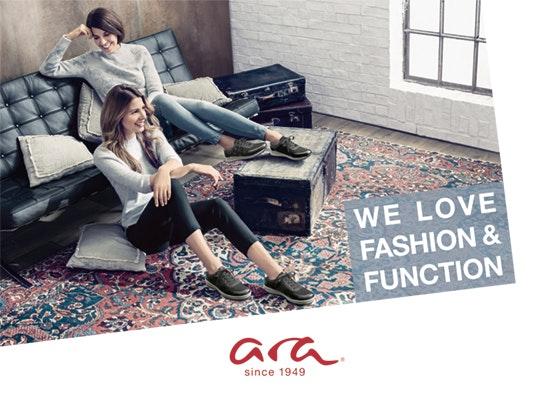 ara Shoes erfüllt Schuhträume Gewinnspiel