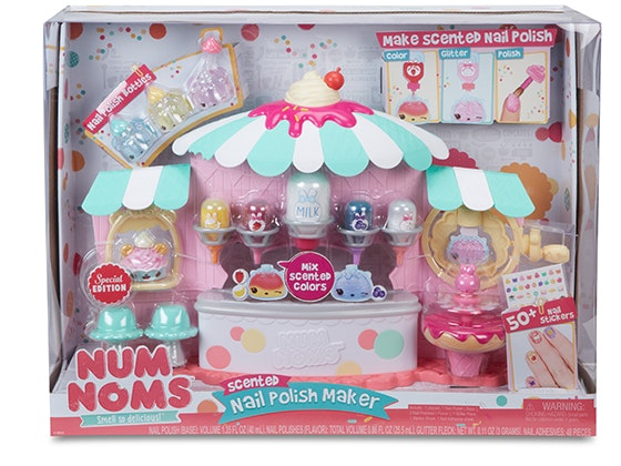 Num noms nail polish maker giveaway 1