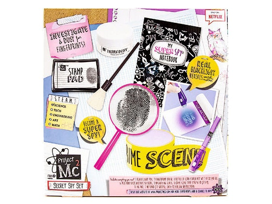 YOUniverse Secret Spy Set sweepstakes
