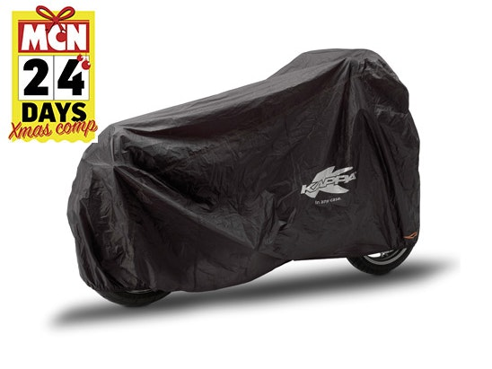 Kappa motorcycle cover