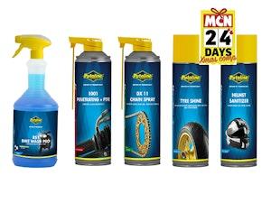 Putoline maintenance