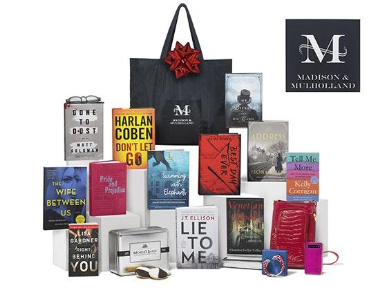 Madison mulholland holiday swag bag giveaway 1