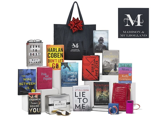 Madison and Mulholland Holiday Swag Bag sweepstakes