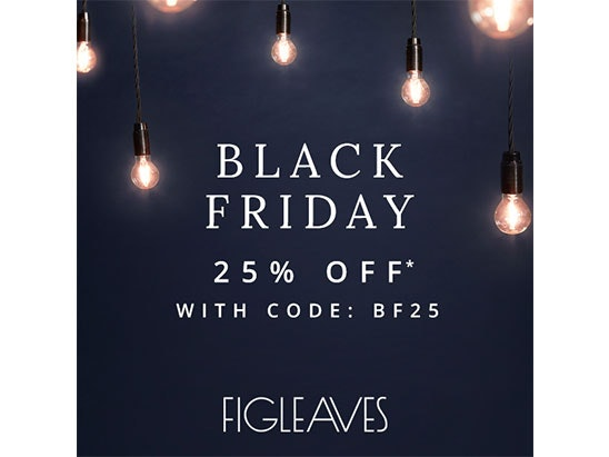 £100 voucher from Figleaves sweepstakes