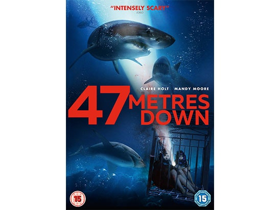 47 METRES DOWN sweepstakes