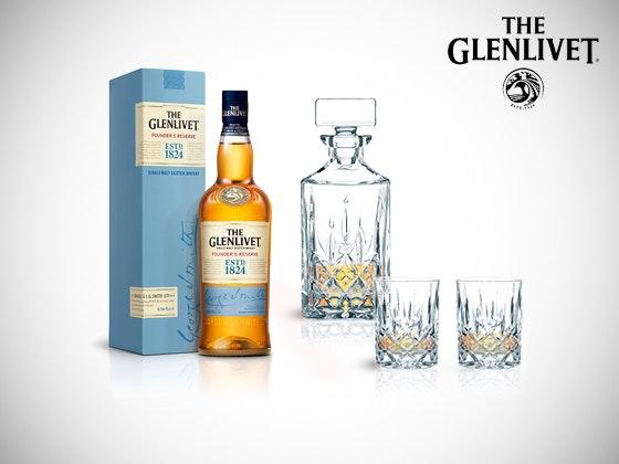 The Glenlivet Genuss-Set Gewinnspiel