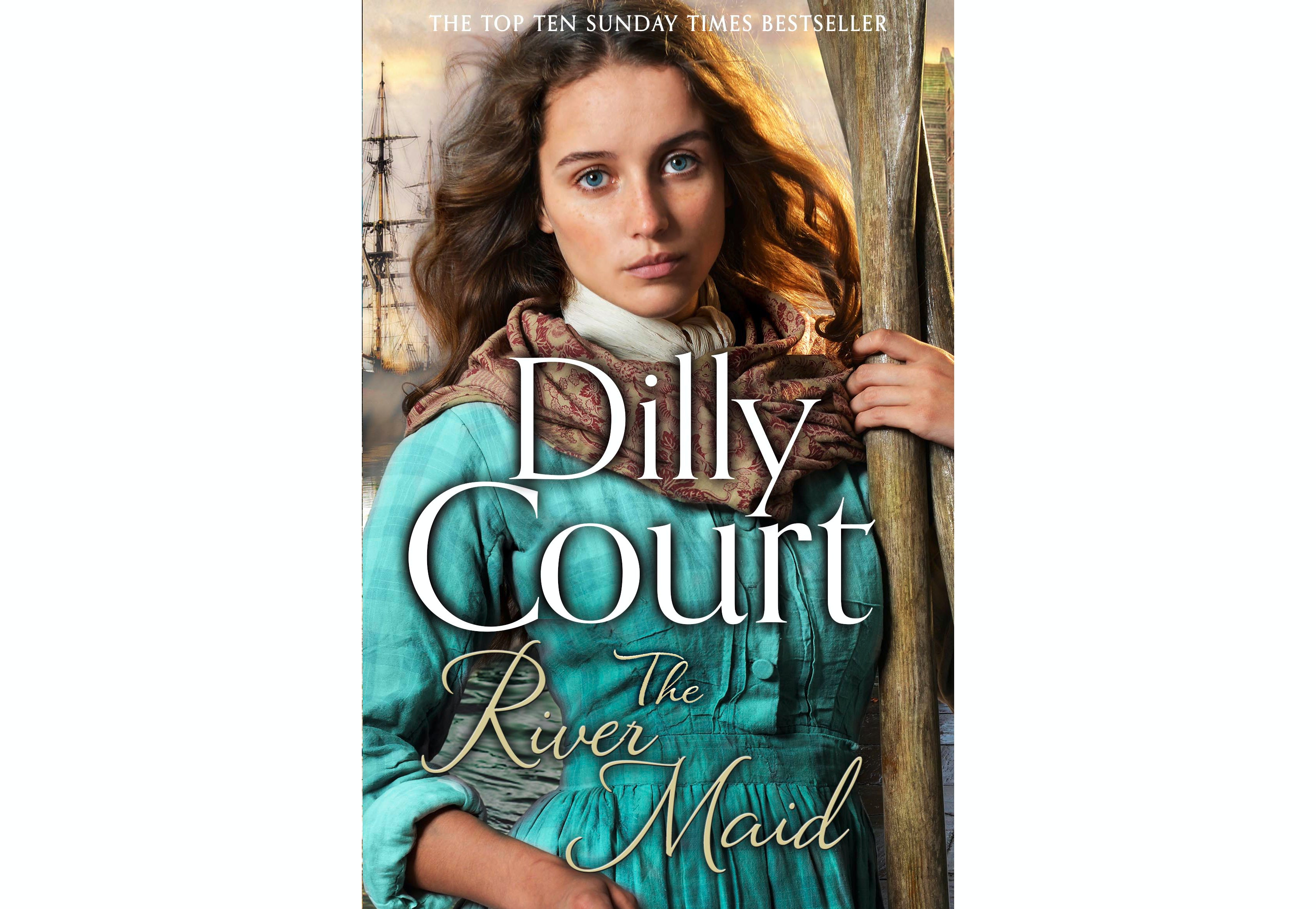 The River Maid by Dilly Court sweepstakes