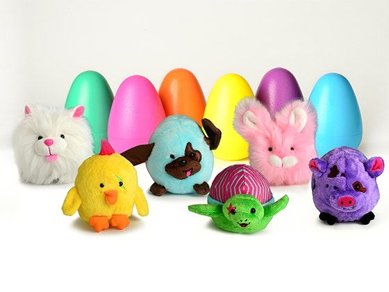 Egg babies giveaway