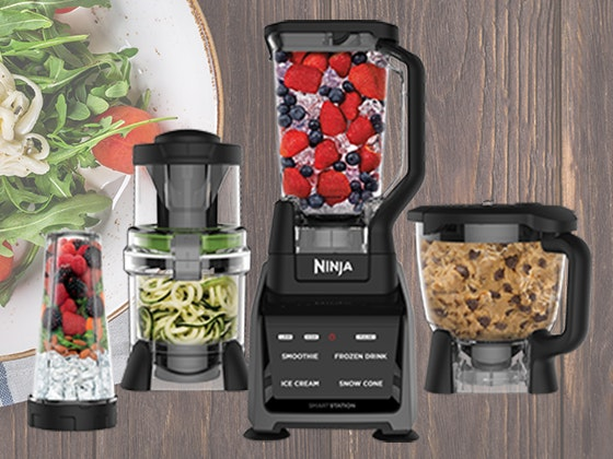 Ninja Intelli-Sense System with Auto-Spiralizer sweepstakes