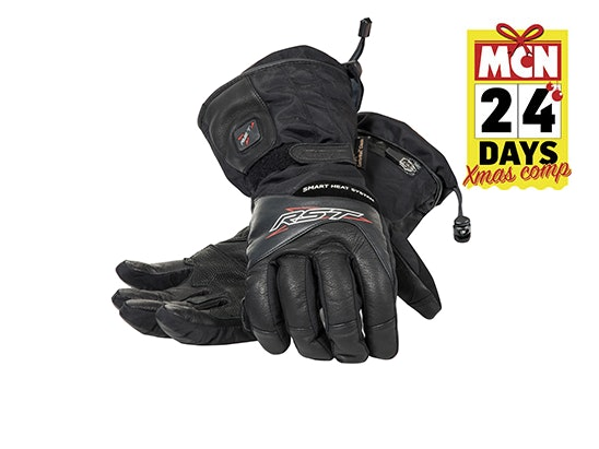 RST Thermotech Heated Gloves sweepstakes