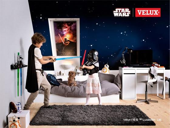 Velux star wars 127149 lecker liebenswert