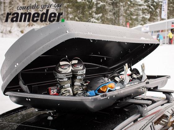 Von Rameder: Dachbox Xtreme 500 Gewinnspiel