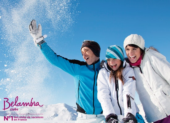 Belambra ski