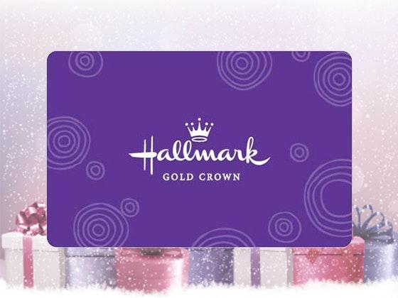 Hallmark winitwednesday giftcard giveaway