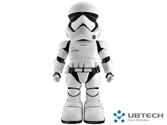 Star Wars Roboter gewinnen Gewinnspiel