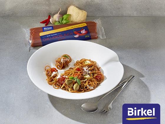 Pasta-Sets von Birkel Gewinnspiel