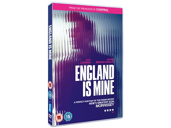 ENGLAND IS MINE on DVD  sweepstakes