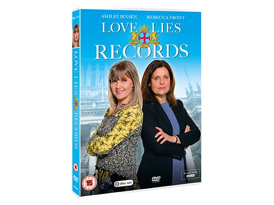 Love, Lies & Records on DVD  sweepstakes