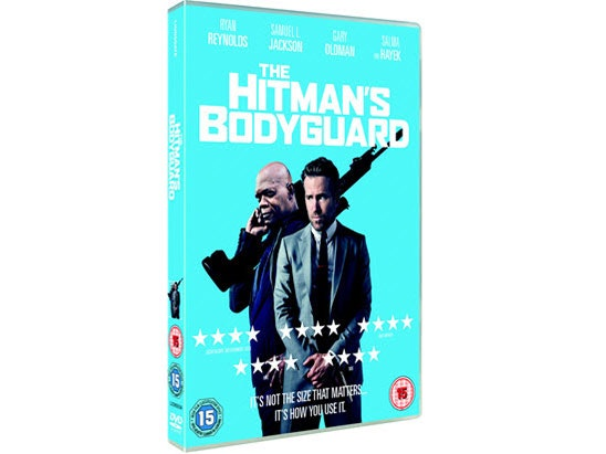 The Hitman's Bodyguard nDVD sweepstakes