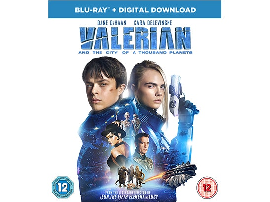 VALERIAN AND THE CITY OF A THOUSAND PLANETS prize bundle! sweepstakes