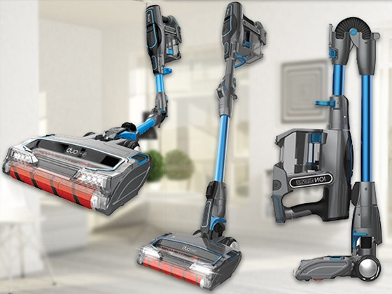 Shark® IONFlex™ 2X DuoClean™ Cordless Ultra-Light Vacuum sweepstakes