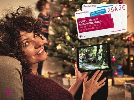 Tablet & Expertentipps zum Fest Gewinnspiel