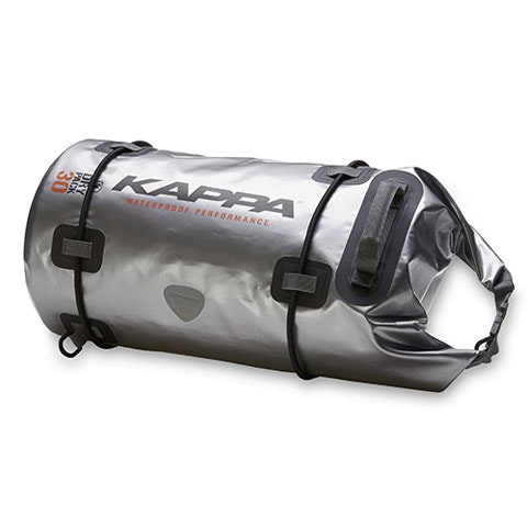Kappa waterproof rear saddle roll bag sweepstakes