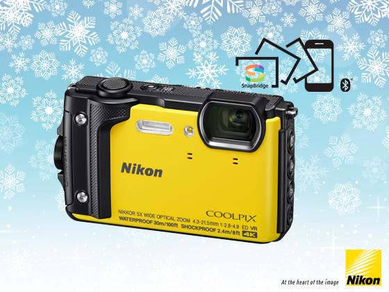 Für Abenteurer: Die Nikon Coolpix W300 Gewinnspiel